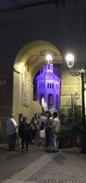 Notte Bianca - Italians dress up as Romans and party all night long with live music across town and bars/shops open until late.
